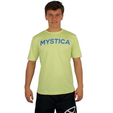 MYSTICA -Camiseta Mystica Monto 2019 Amarilla