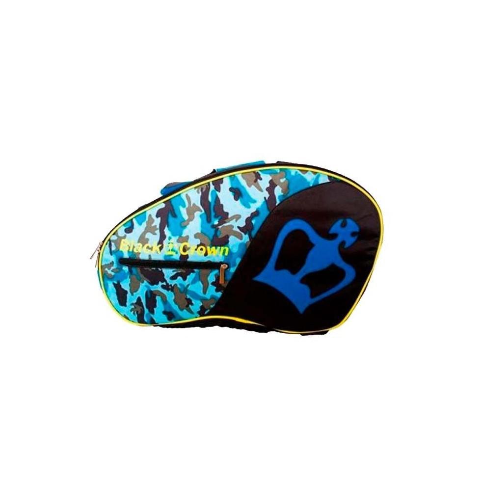 Black Crown -Paletero Azul Militar Black Crown