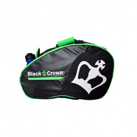 Black Crown -Paletero Black Crown Tron Negro Verde