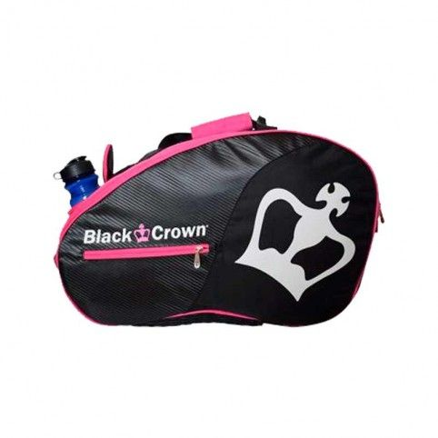 Black Crown -Paletero Black Crown Tron Negro y Rosa