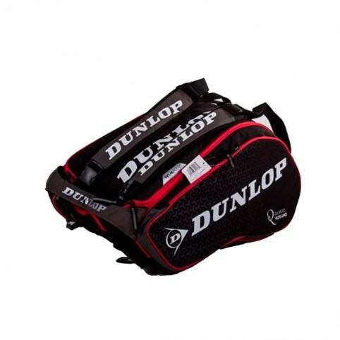 Dunlop -Paletero Dunlop Elite Rojo