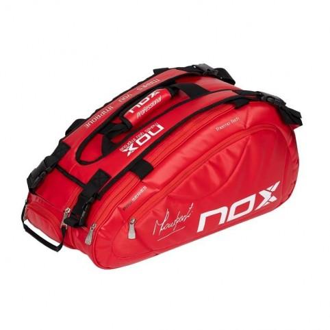 Nox -Paletero Nox Tour Rojo 2019