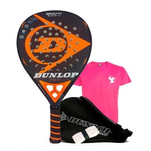 Pala Dunlop Gravity Soft 2018 350 - 365 grs