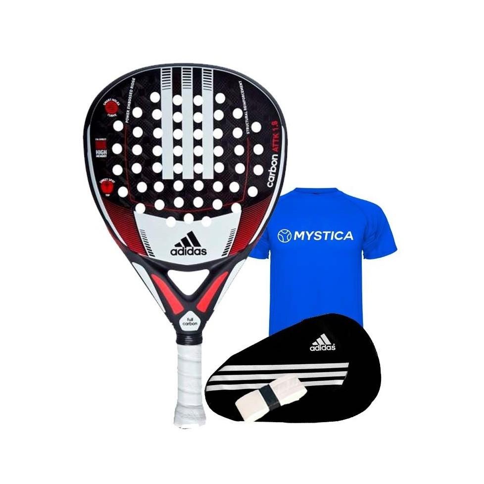 Adidas -Adidas charbon ATTK 1.8