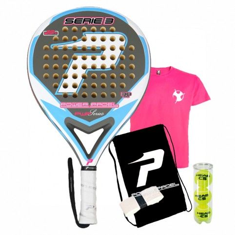Power Padel -Power paddel-serien 3 2018