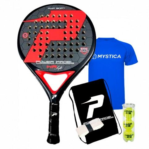 Power Padel -Power paddel HR mjuk