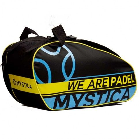MYSTICA -Paletero Mystica X-Force Azul 2020