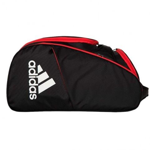 Adidas -Paletero Adidas Multigame 2.0 Negro/Rojo