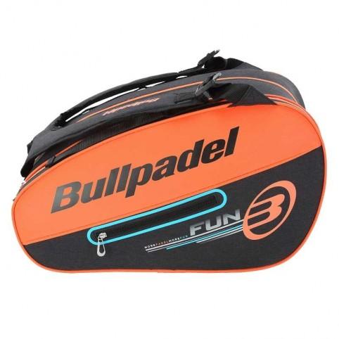 Bullpadel -Paletero Bullpadel Fun BPP 20004 Naranja Flúor