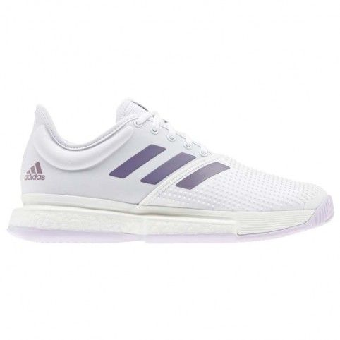 -Zapatillas Adidas Solecourt W