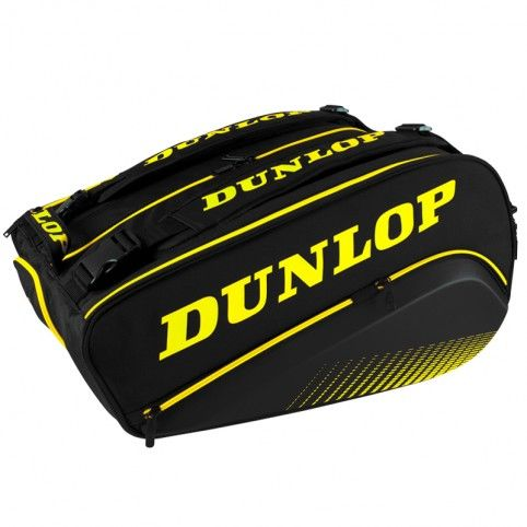 Dunlop -Paletero Dunlop Thermo Elite Amarillo 20