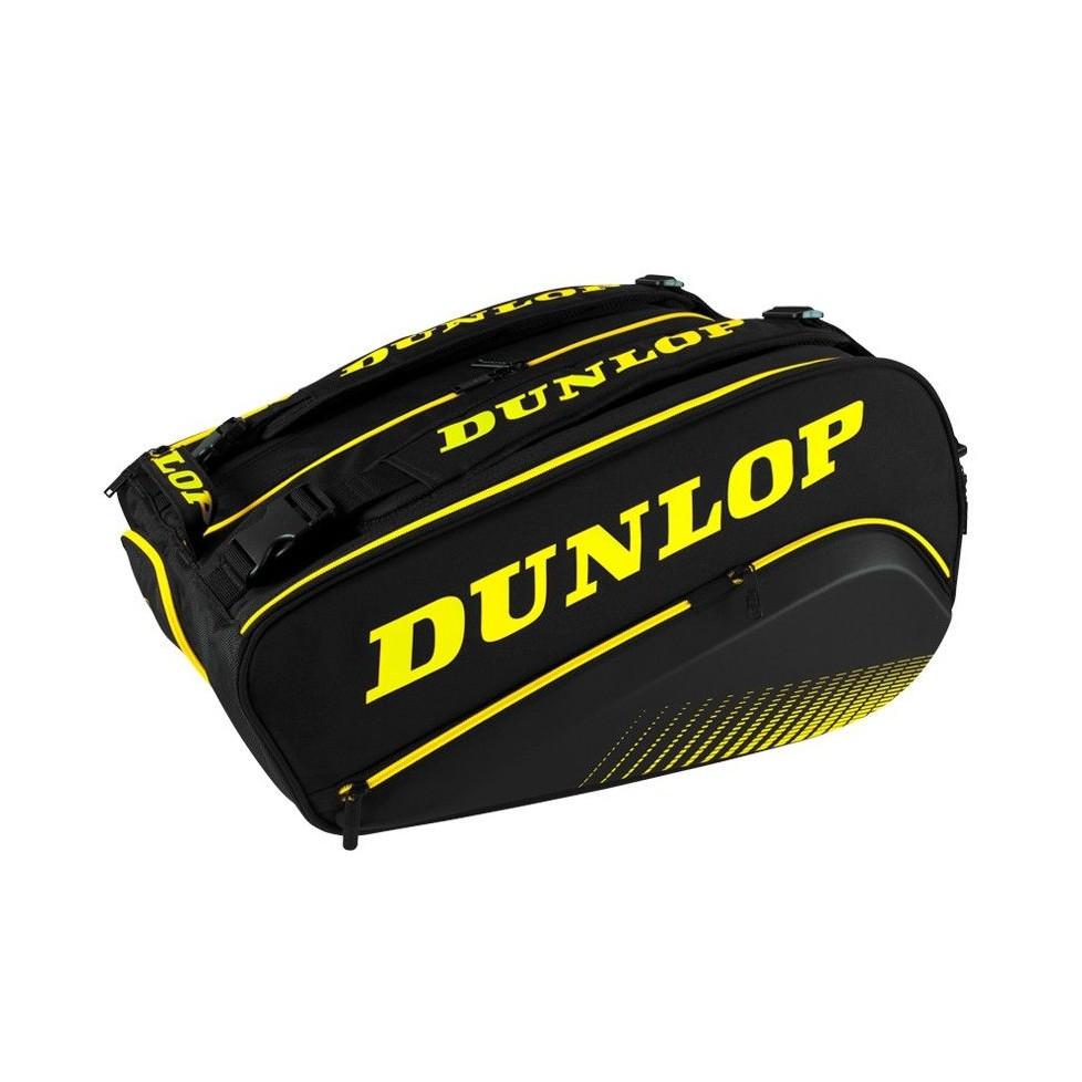 Dunlop -Paletero Dunlop Thermo Elite Amarillo 2020