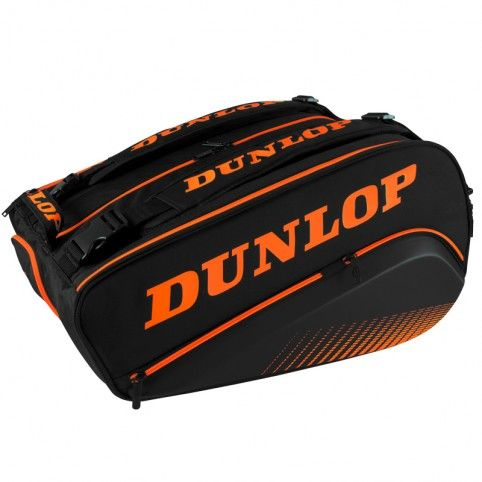 Dunlop -Paletero Dunlop Thermo Elite Naranja 2020