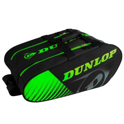 Dunlop -Paletero Dunlop Thermo Play Verde 2020