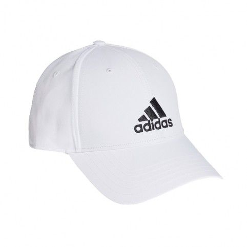 Adidas -Gorra Adidas Ballcap Blanca