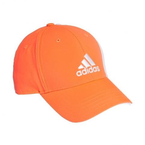 Adidas -Cappellino rosso Adidas