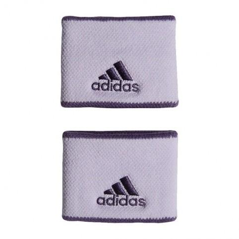 Adidas -Muñequera Adidas S Lila