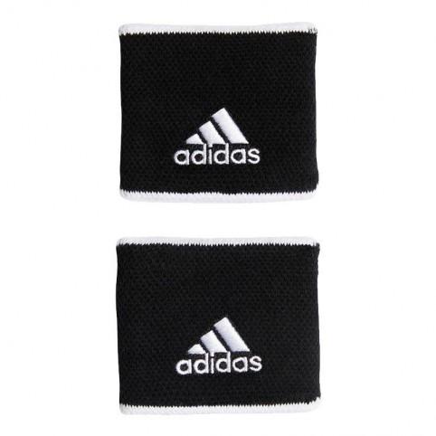 Adidas -Muñequera Adidas S Negro
