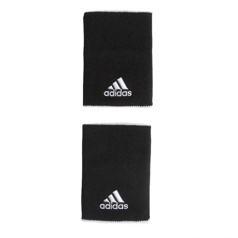 Adidas -Muñequera Adidas L Negro
