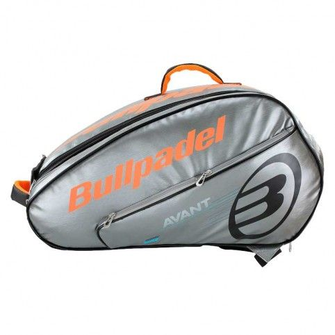Bullpadel -Paletero Bullpadel BPP 20005 Plata