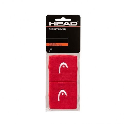 Head -Muñequera Head Rojo