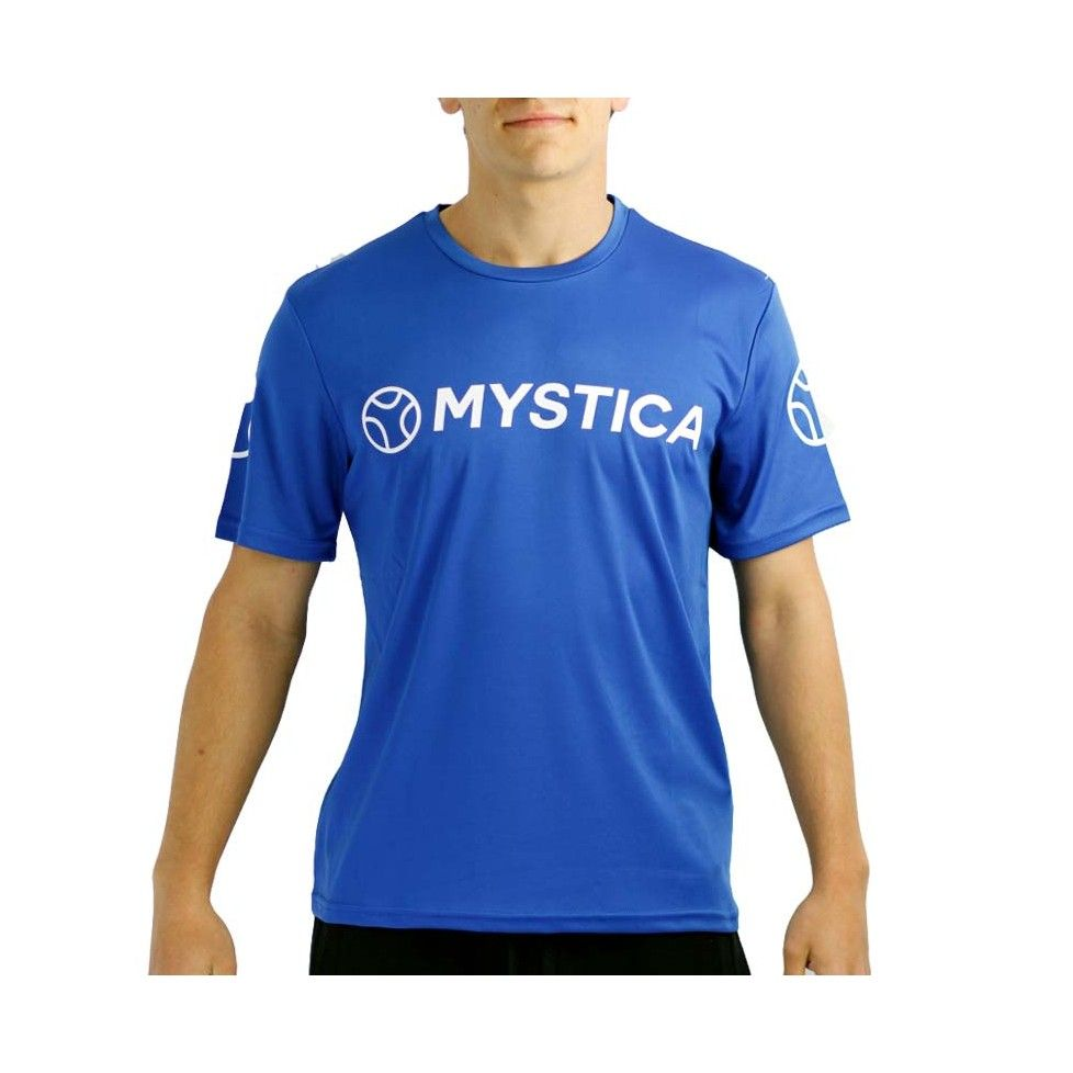 WILSON -Camiseta Mystica Trainy Blue 2020