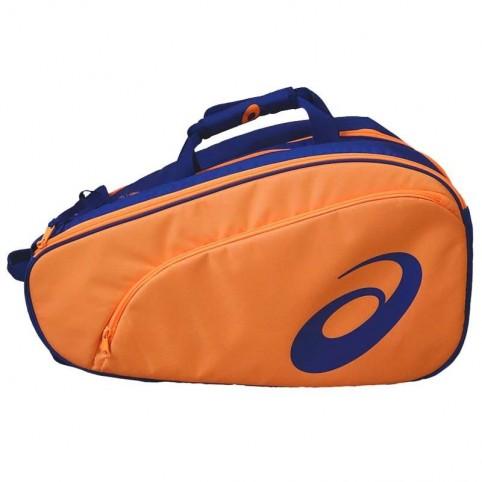Asics -Bolsa de padel Asics Azul/Naranja