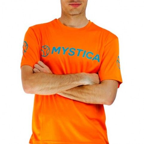 WILSON -Camiseta Mystica Trainy Orange 2020