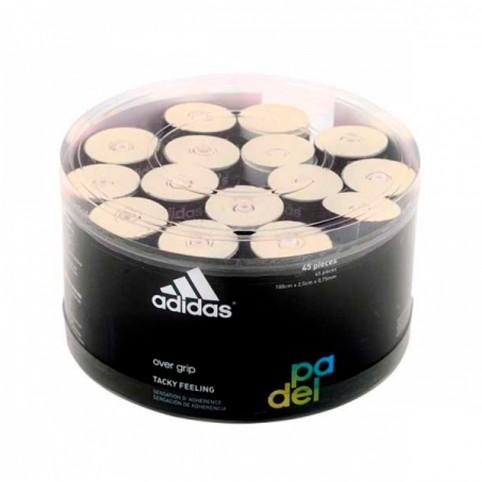 Adidas -Tambor Overgrips Adidas 45 ud blanco