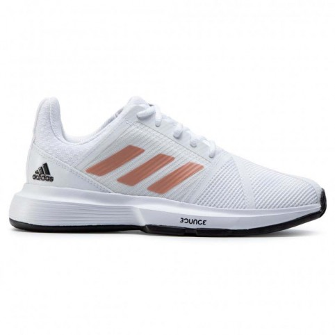 -Zapatillas Adidas Courtjam Bounce W 2020