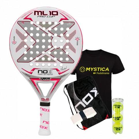-NOX ML10 Pro Cup Argento