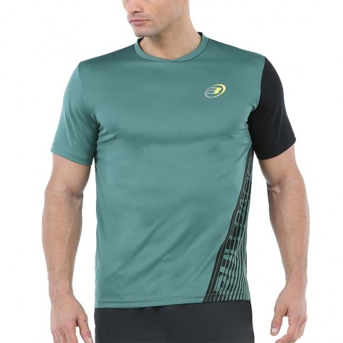 Bullpadel -Camiseta Bullpadel Ugur 2020 verde