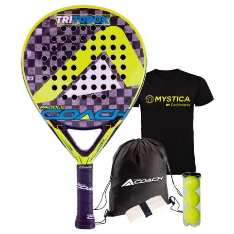 -Padel Coach Tritubox 2020