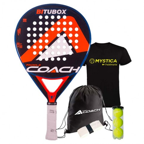-Paddel Coach Bitubox 2020