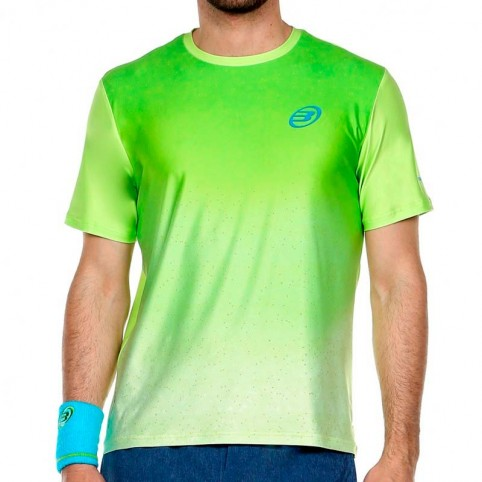 Bullpadel -Camiseta Bullpadel Araguel 2020 burdeos