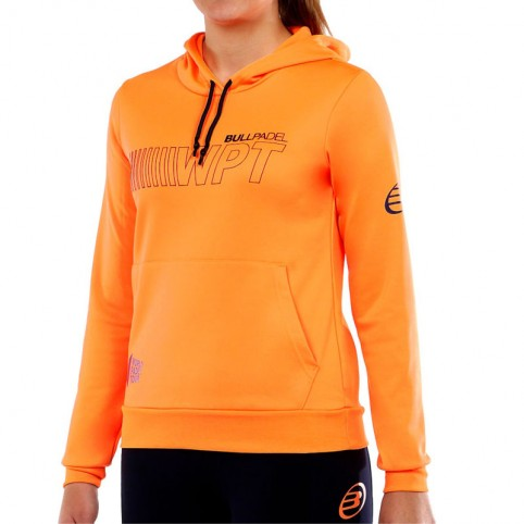 Bullpadel -Bullpadel Yopal 2021 Orange Sweatshirt