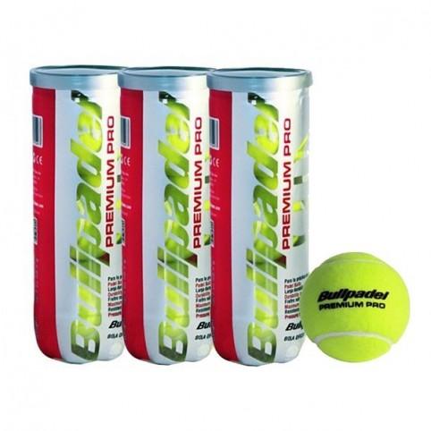 -Confezione da 3 lattine di palline Premium Pro