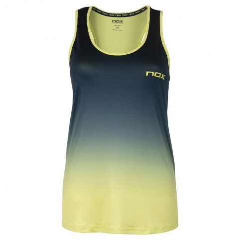 Nox -Camiseta tirantes Nox Pro 2021 azul