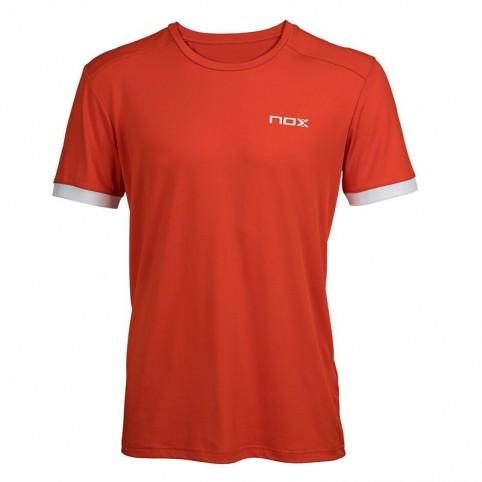 Nox -Camiseta Nox Team Rojo 2021
