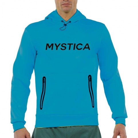 MYSTICA -Felpa Mystica Blue Man