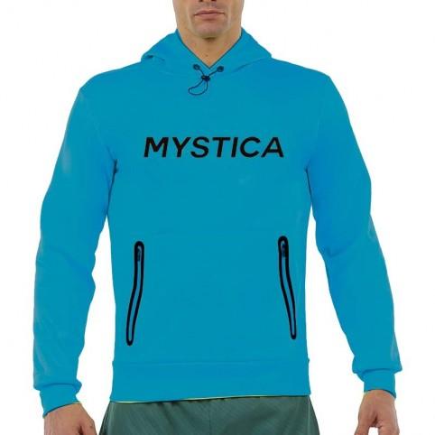 WILSON -Sudadera Mystica Hombre azul