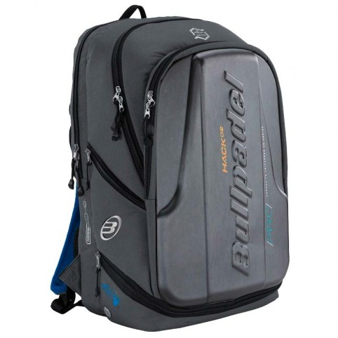 Bullpadel -Bullpadel BPM21001 Black Backpack