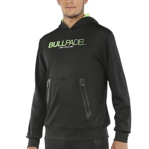 Bullpadel -Bullpadel Madaleta 2021 Black Sweatshirt
