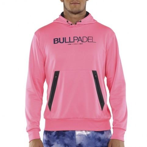 Bullpadel -Bullpadel Madaleta 2021 Moletom Rosa
