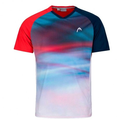 Head -Red Head Striker 2021 T-Shirt