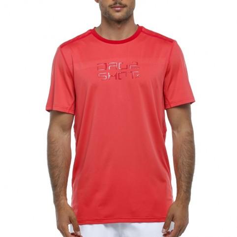Drop Shot -T-shirt rossa Drop Shot Drac Print 2021
