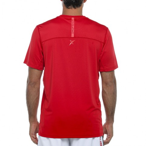 Drop Shot -Drop Shot Drac 2021 Camiseta Vermelha