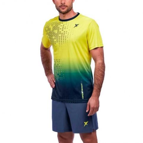 Drop Shot -Drop Shot Heru 2021 Yellow T-Shirt