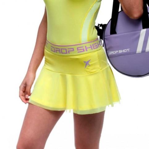 Drop Shot -Drop Shot Nauka Skirt 2021 Yellow