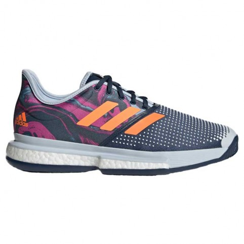 -Zapatillas Adidas Solecourt Primeblue M